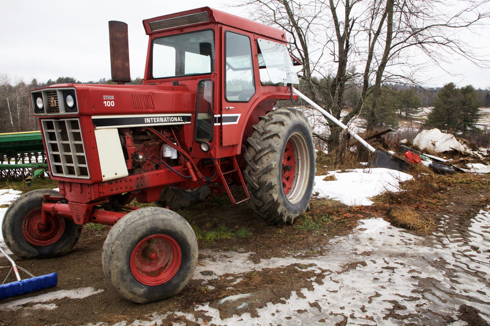 What to look for in a farm tractor