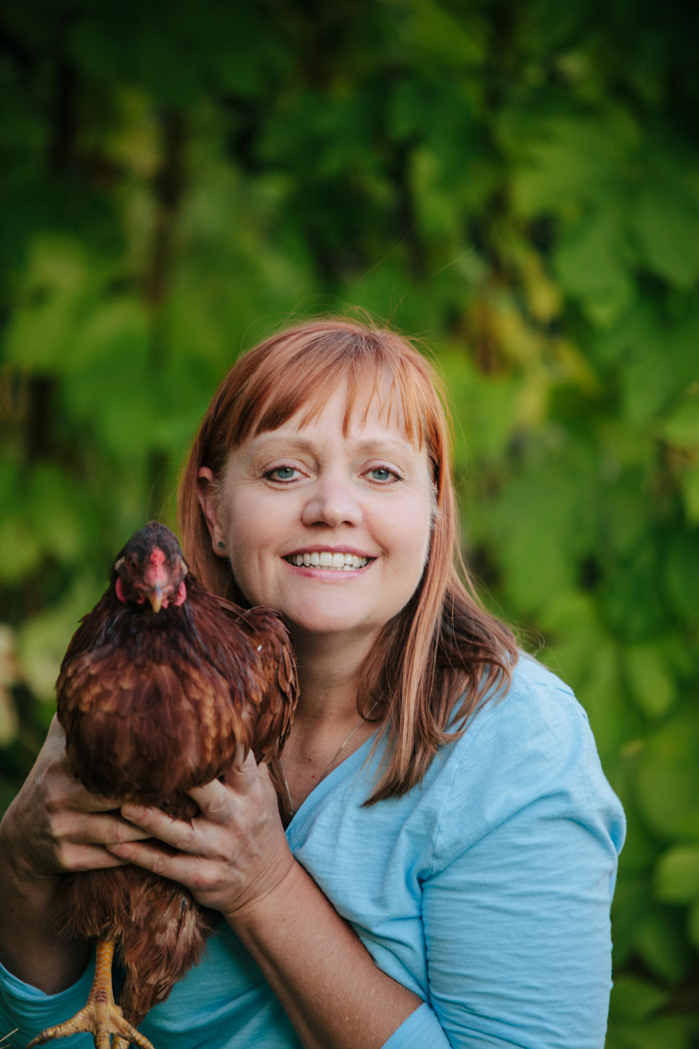 Kerrie Hubbard of City Girl Farming talks cancer, raised bed gardening and chickens