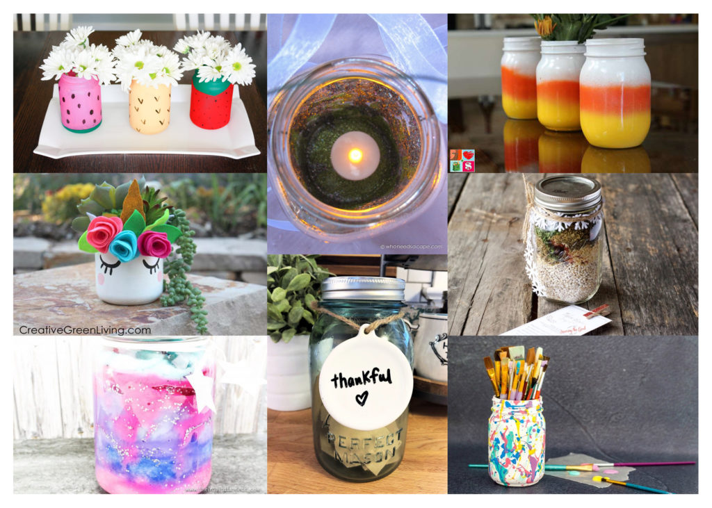 9 creative uses for canning jars | Hello Homestead