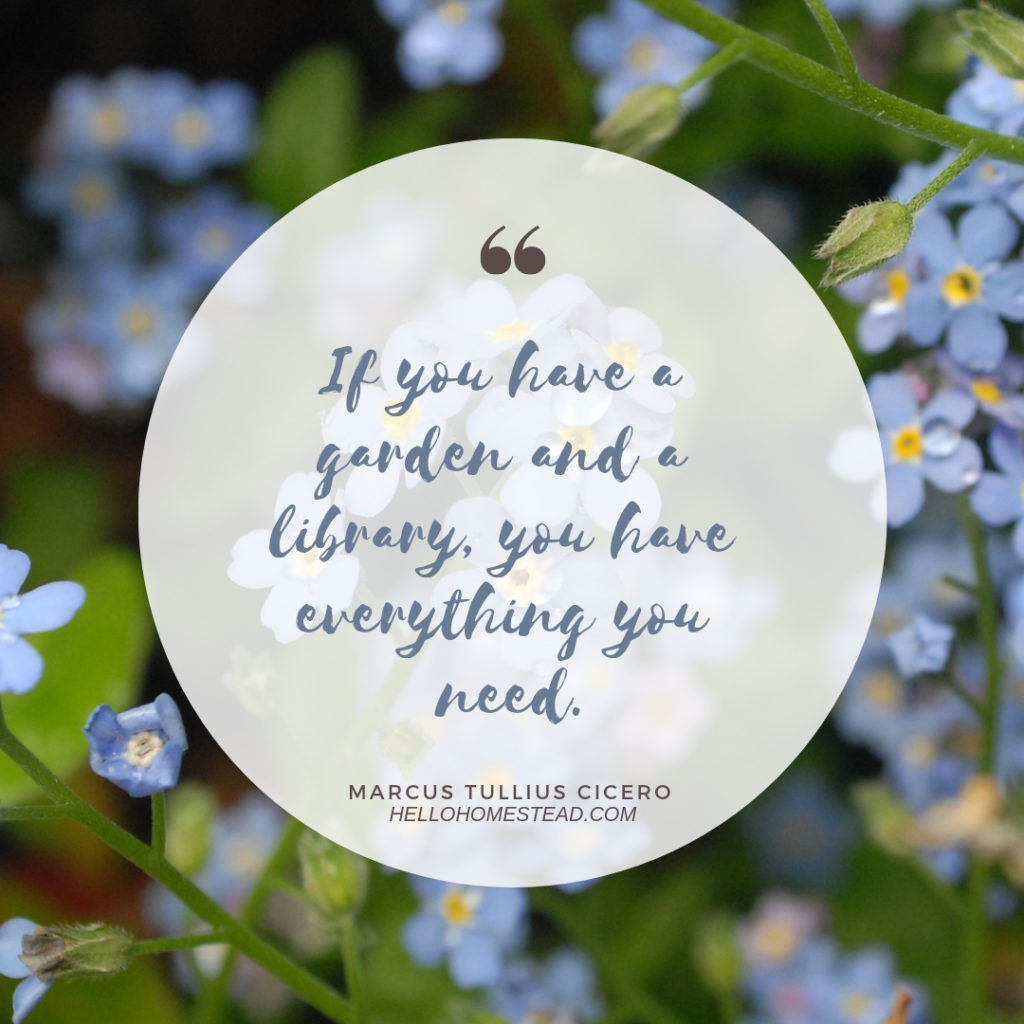 10 gardening quotes that we love