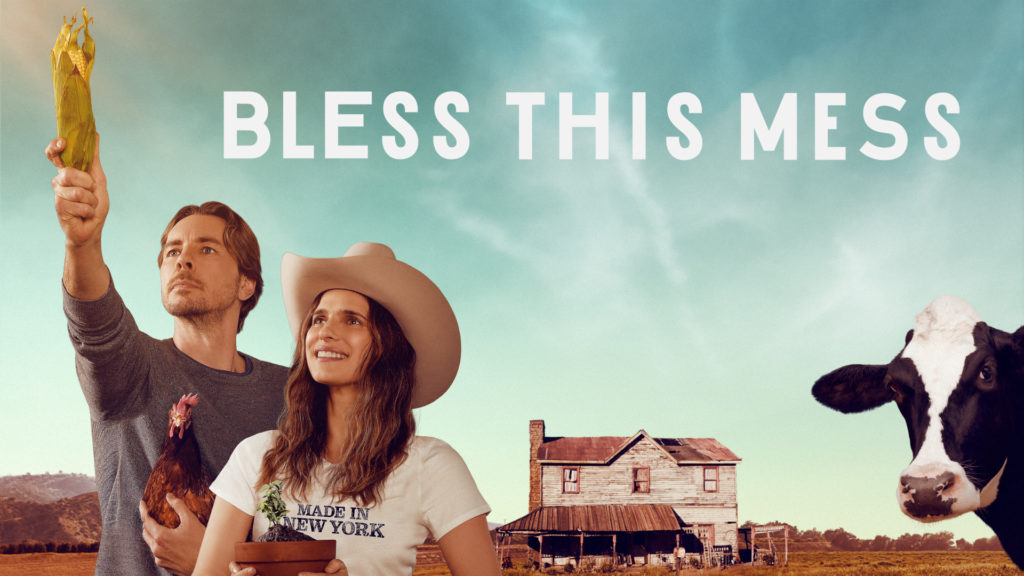 'Bless This Mess' is a new ABC comedy.