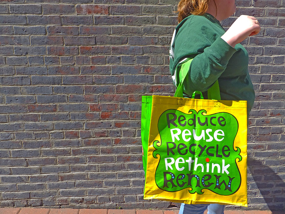 Are reusable bags really better for the environment? | Hello