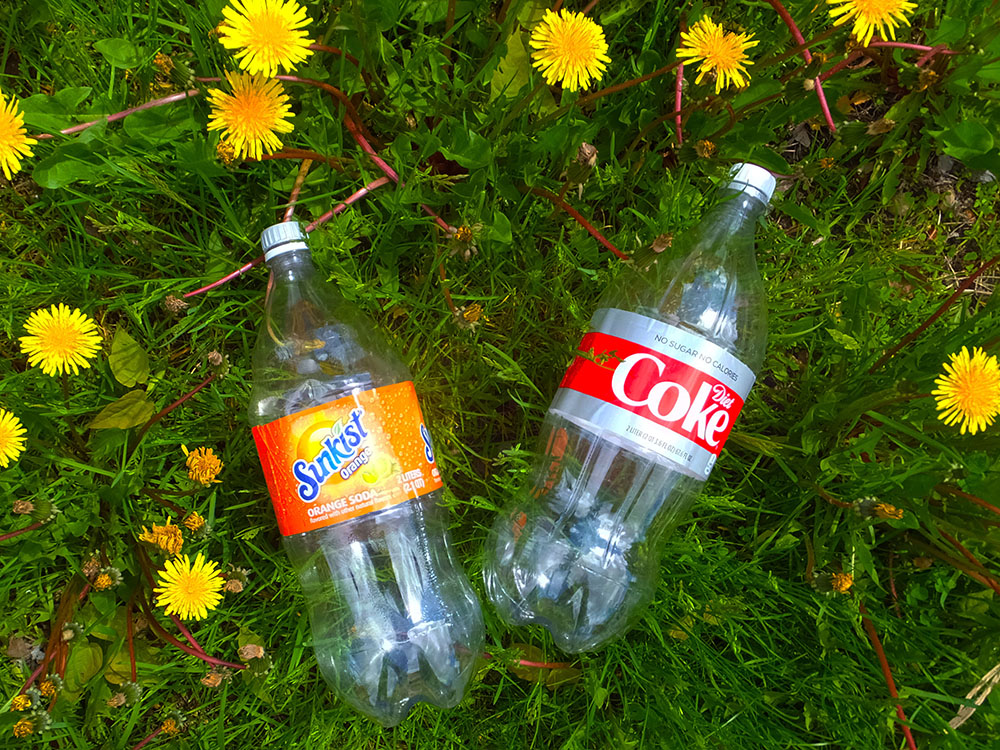 How To Upcycle Two Liter Soda Bottles Hello Homestead